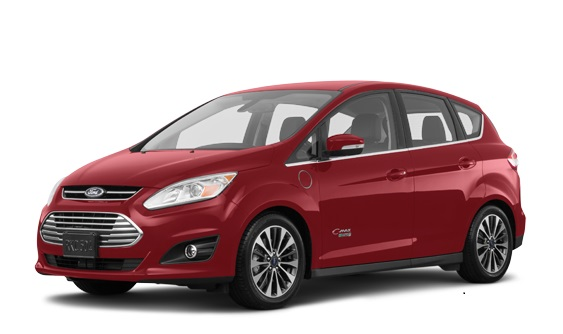 2018 Ford C-Max Energi Vehicle