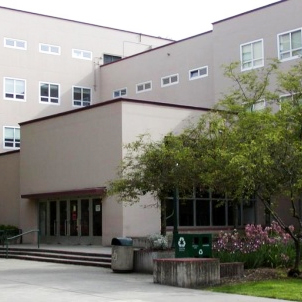 Pacific Hall Building Photo