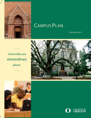 Campus Plan Third Edition Cover Page