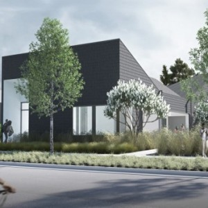 Black Cultural Center Rendering