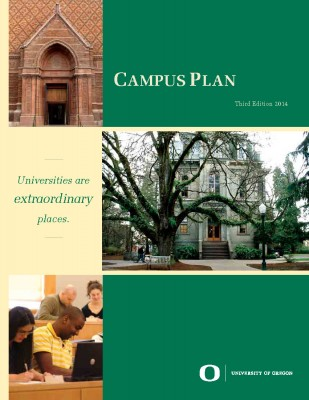 Campus Plan 3rd Edition 2014 Cover