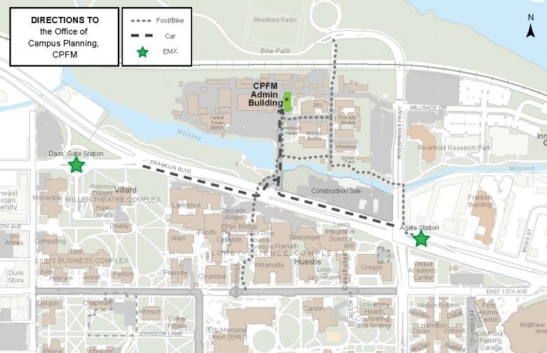 Directions to CPFM_2018