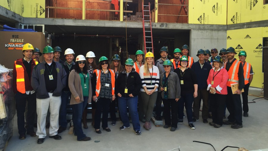 Design and Construction Team Photo