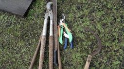 Hand farming implements