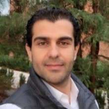 Photo of Faculty Fellow Majd Mariam