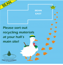 Bean Recycling Site Map