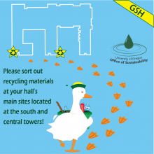 GSH Recycling Site Map